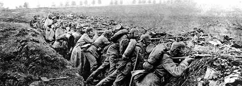 Trenches in World War 1 World War 1